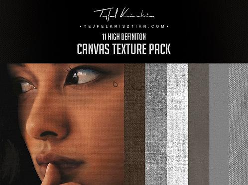 Krisztian Tejfel Canvas Texture Pack 01