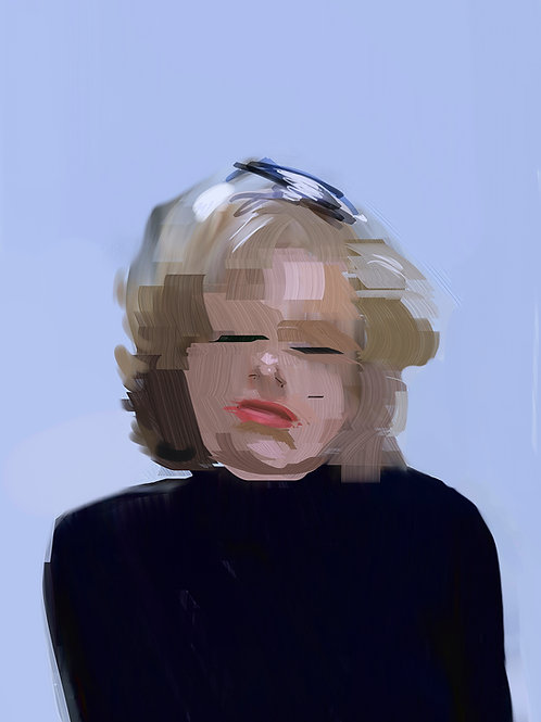 Marilyn Limited Edition Of 5 Medium Print