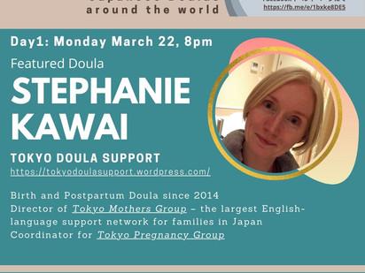 World Doula Week インタビューシリーズ