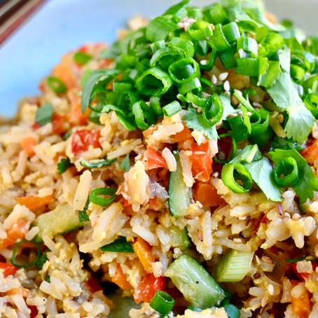Veggie & Egg Fried Rice