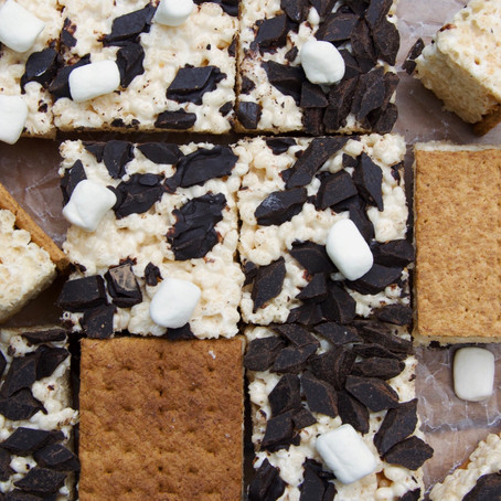 Crispy S'mores Treats