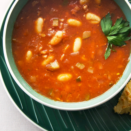 Minestrone It's Cold!
