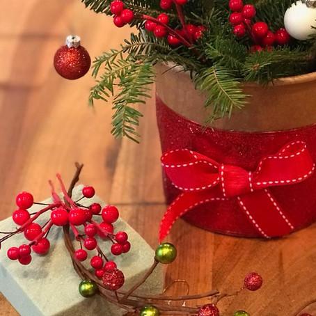 Jingle Centerpiece