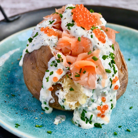 Jacket Potato Deluxe