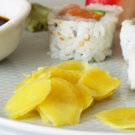 Pickled Sushi Ginger