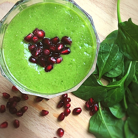 The Post-Indulgence Green Smoothie