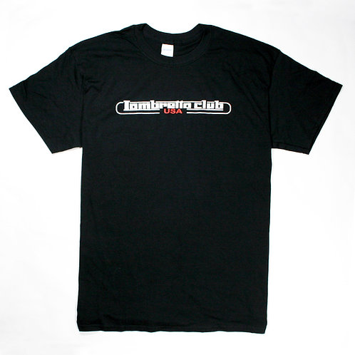 Lambretta Club USA Logo T-Shirt