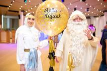 День рождения Йонатана-Мендла и Леви-Ицхака Соркиных в Жуковке. 10 мивцоим