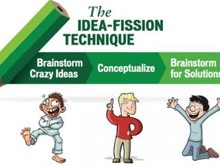 Idea-Fission Technique - What Doria's has learnt