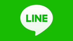 LINE公式アカウントはじめました
