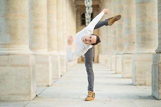 Amandine Philippe et Vanessa Leen, artistes pole dance en France
