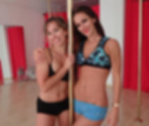 Delf et Marion Crampe à Ibiza