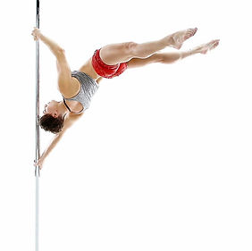 Doris Arnold, Championne de France Pole Dance