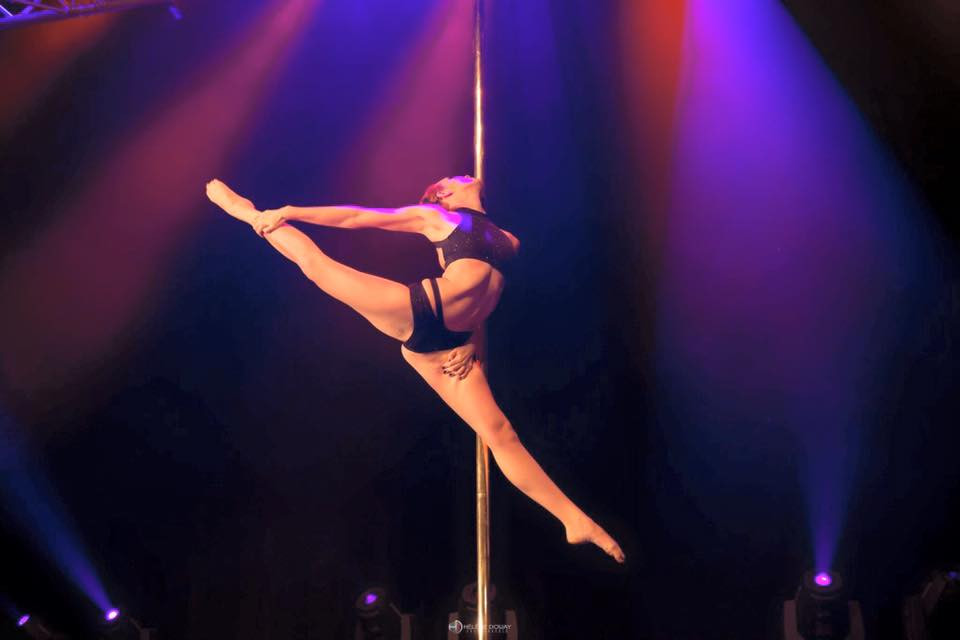 Allegra Bird, Pole Art 2015, Photo Helene Douay
