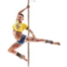 Geoffroy Letailleur, artiste Pole Dance en France