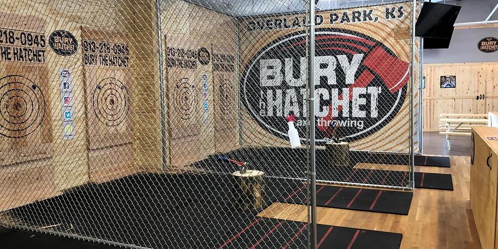 New Jersey: Hatchet Throwing (1)
