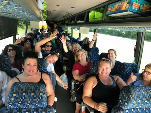 Hamptons Bus Tour