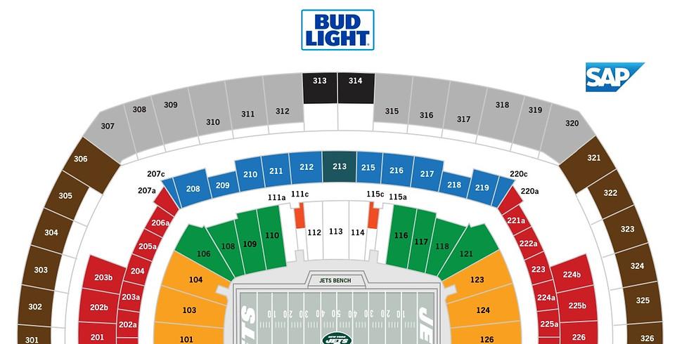Jets Vs Saints 1pm December 12, 2021