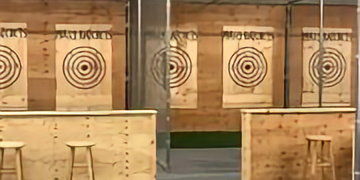 Axe Throwing in NY! (take 2)