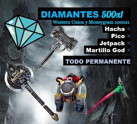 Super promocion de diamantes 1000x1
