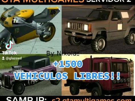 Se agregaron +1500 vehiculos al S2