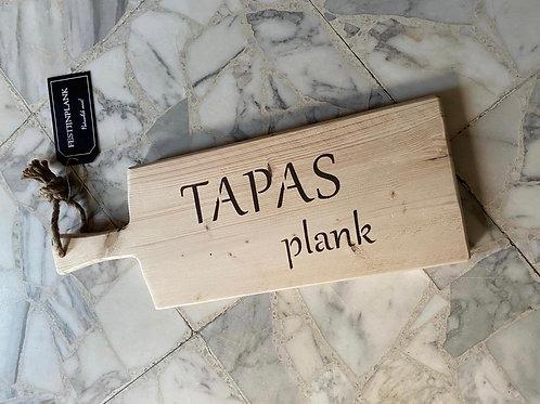 """Steigerhouten """" TAPAS plank"""" 55 cm"""