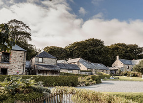 A Beautiful Wedding at Trevenna in Cornwall