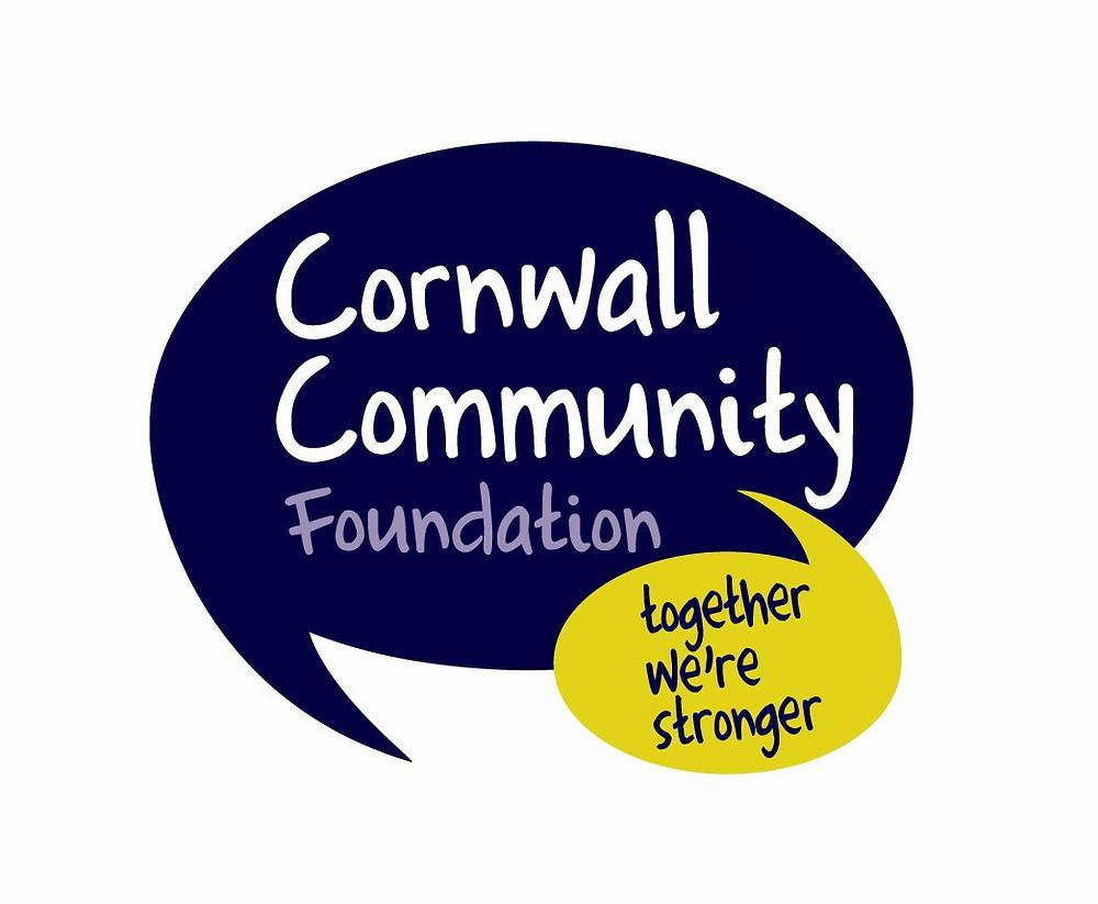 Cornwall Community Foundation logo