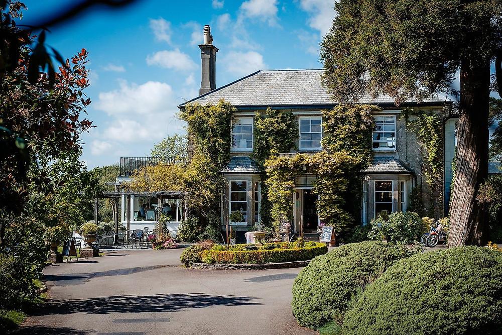 Devon wedding venue - The Horn of Plenty
