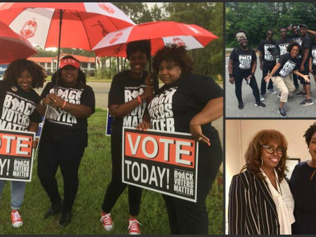 Black Voters Matter During Historic Georgia Primary