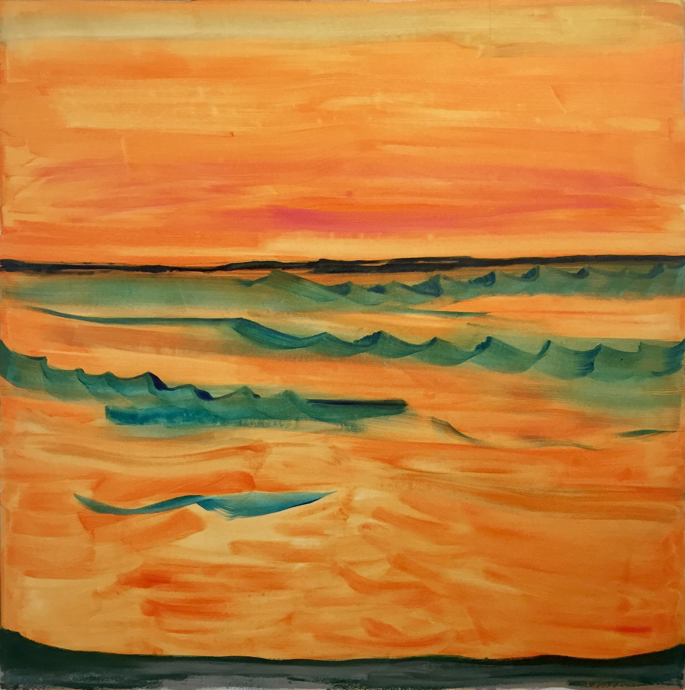 Montauk Sunset