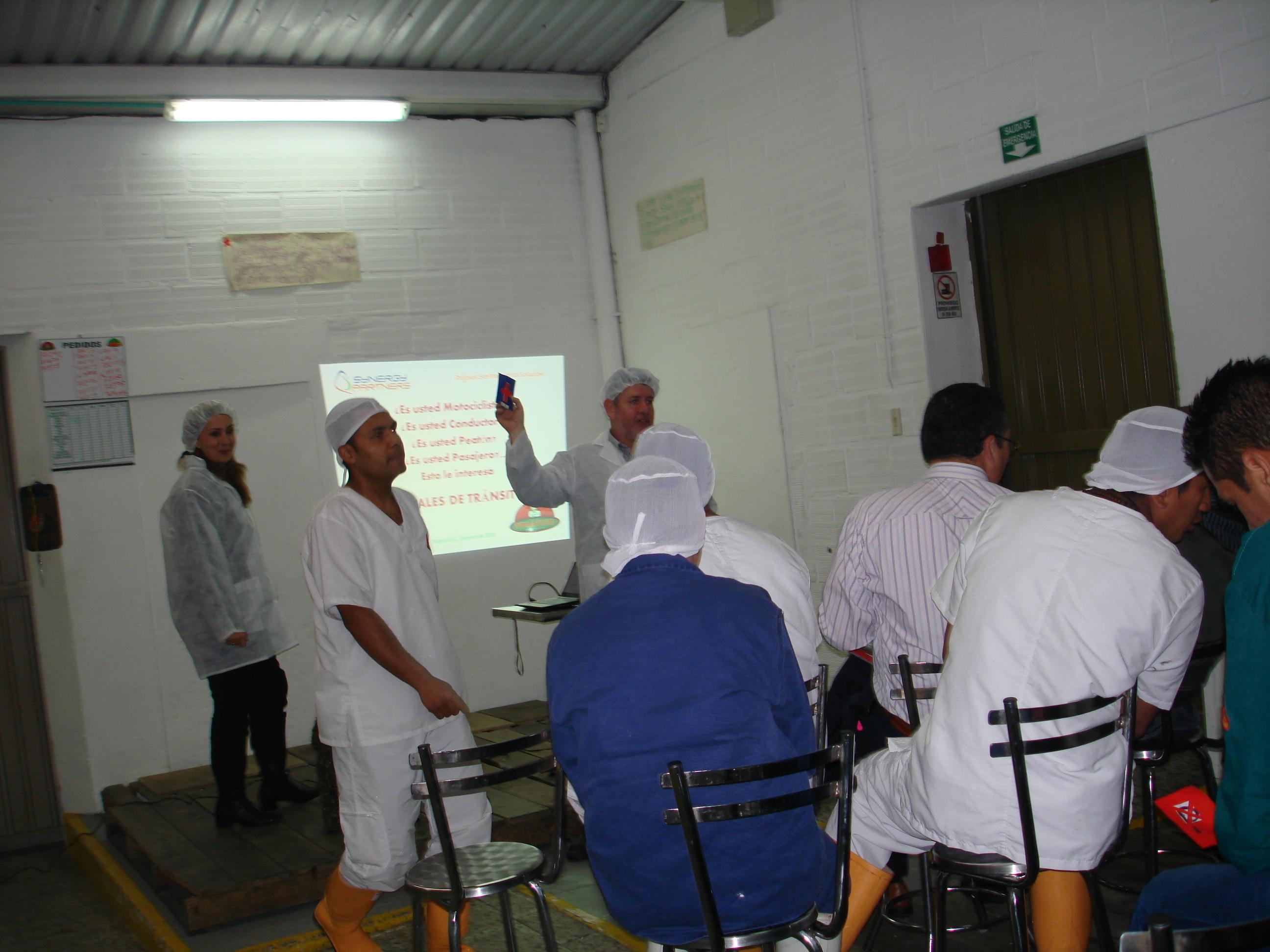 Cultura Vial - El Tomatico 2012 - 13