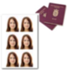 Pasfoto i Struer