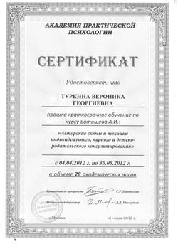 Авторские программы Батищева