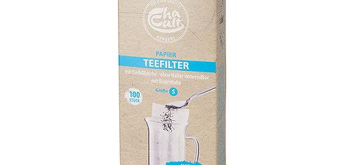 Papieren thee filters