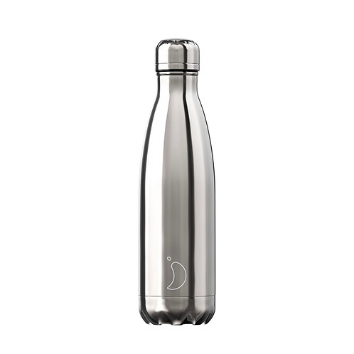 Chilly's Bottle Silver