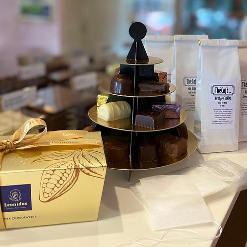 ChocolateTea Box