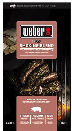 Weber - Miscela chips per affumicatura - Vari gusti
