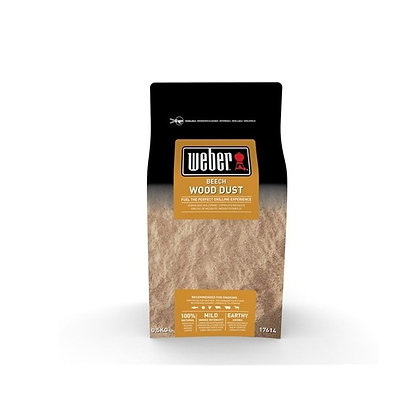 Weber - Polvere per affumicatura a freddo - Faggio