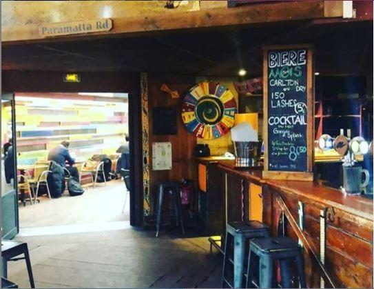 Cafe Oz, Paris