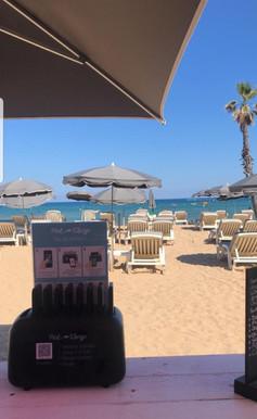 C beach, Cannes