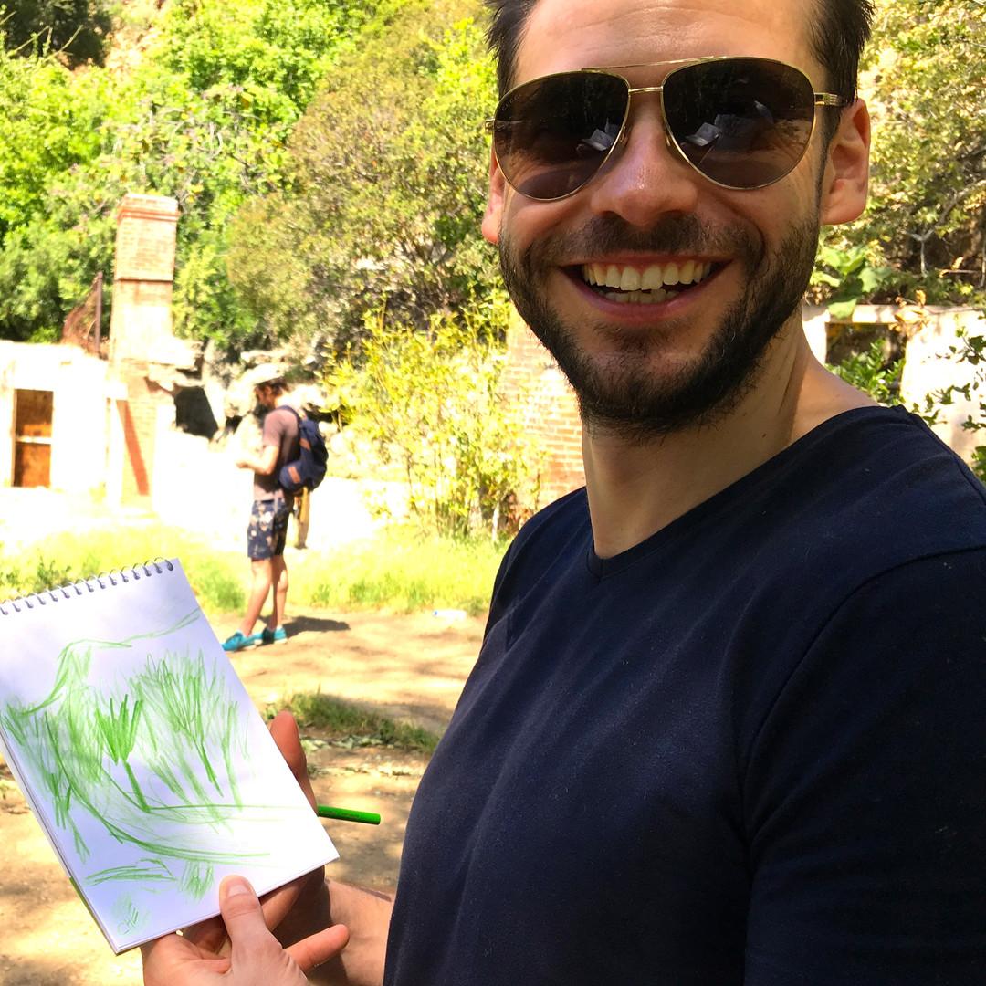 nature journal guy