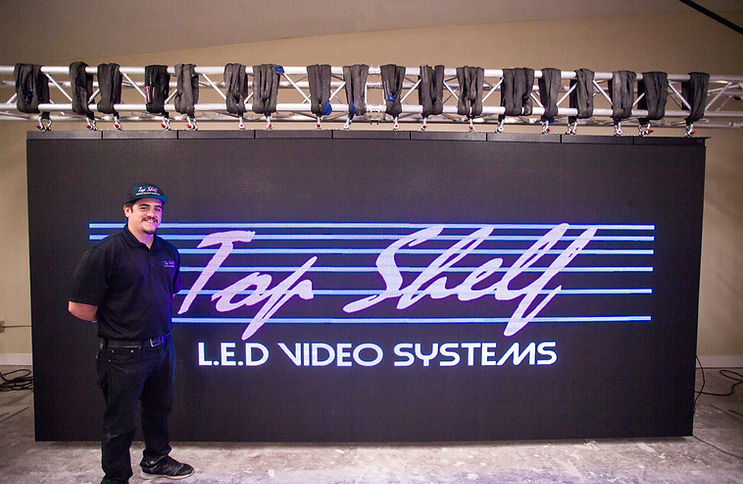 Top Shelf LED Video Systems