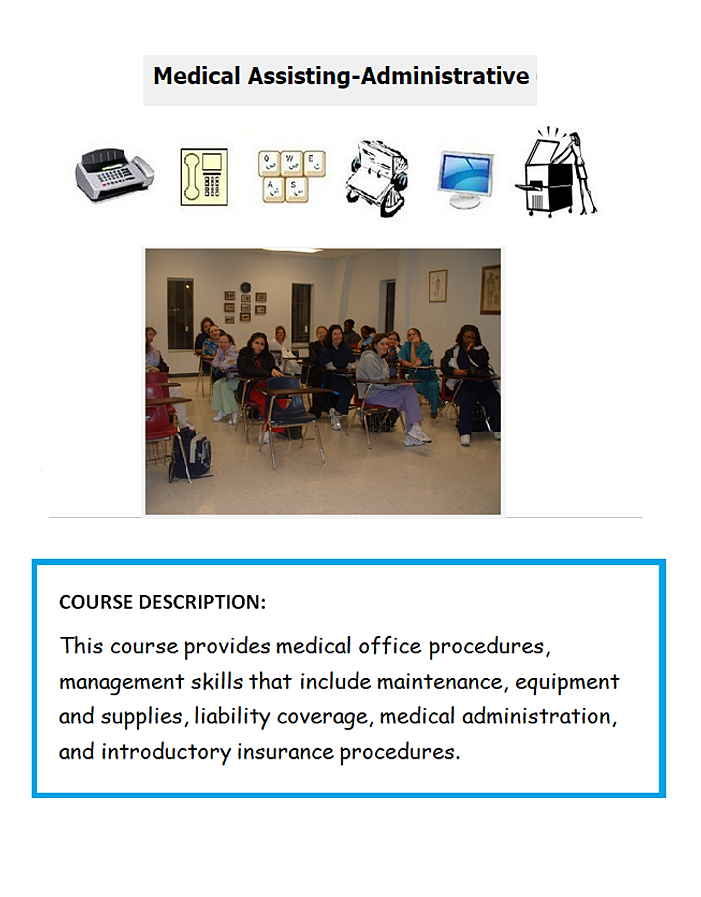 Administrative medical assisting juvecenitdelacabrera administrative medical assisting fandeluxe Gallery