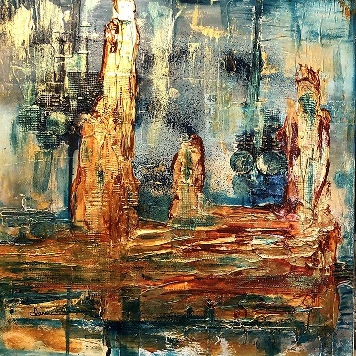 modern artist located in boston, mass