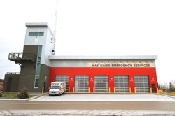 Hay River Fire Hall Project