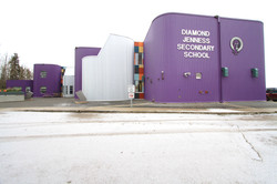 Diamond Jenness High School