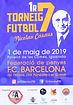 Torneig futbol 7 Nicolu Casaus Igualada