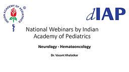 Neurology - Hematooncology