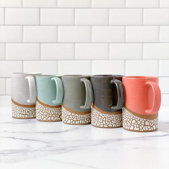 Crackle Mug